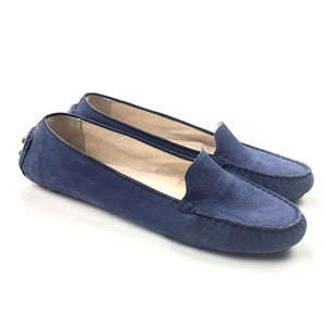 Cole Haan Womens Twilight Blue Hanneli Driver